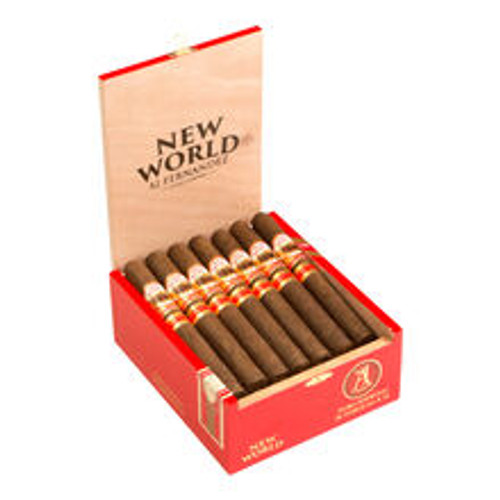 New World Connecticut by AJ Fernandez Cigars Belicoso