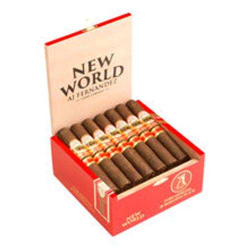 New World Puro Especial by AJ Fernandez Cigars Robusto 20Ct. Box