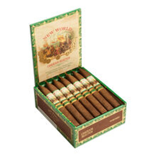 New World Cameroon by AJ Fernandez Cigars Torpedo 20Ct. Box