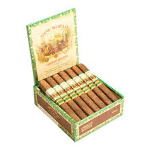 New World Cameroon by AJ Fernandez Cigars Toro 20Ct. Box