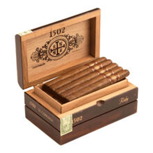 1502 Cigars Ruby Corona Box Presssed 20Ct. Box