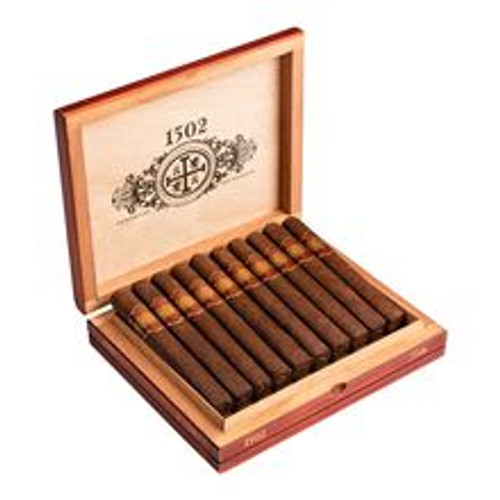 1502 Cigars Ruby Torpedo Box Pressed 20Ct. Box