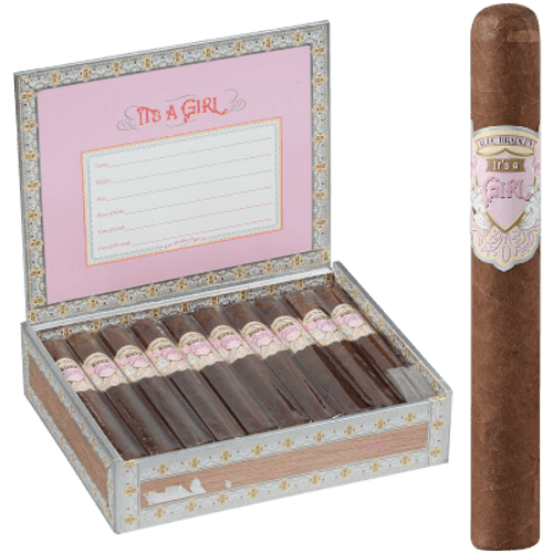 Alec Bradley Cigars It's A Girl Toro 20 Ct. Box