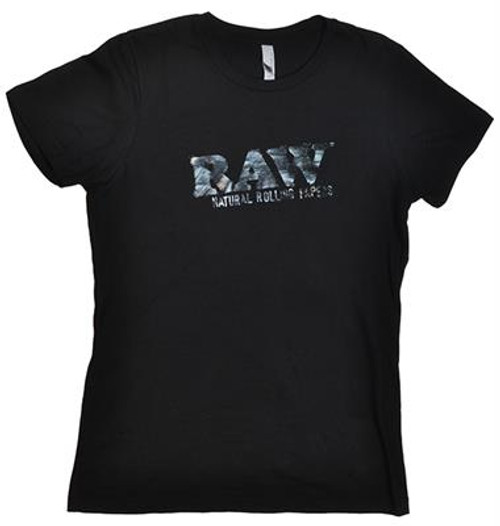 RAW Black Logo Shirt