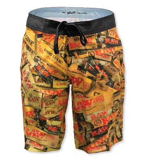 RAW Life Brazil Board Shorts