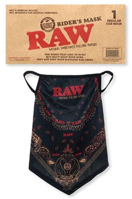 RAW Riders Mask XL