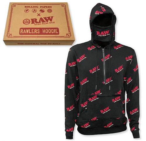 RAW Rawlers Zip Hoodies