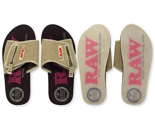 RAW Pocket Sandal 12PK Size 8-13