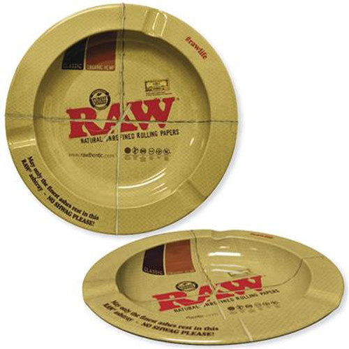 RAW Metal Ashtray