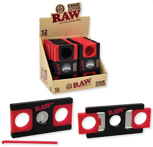 RAW Cone Cutter 12 Per Display