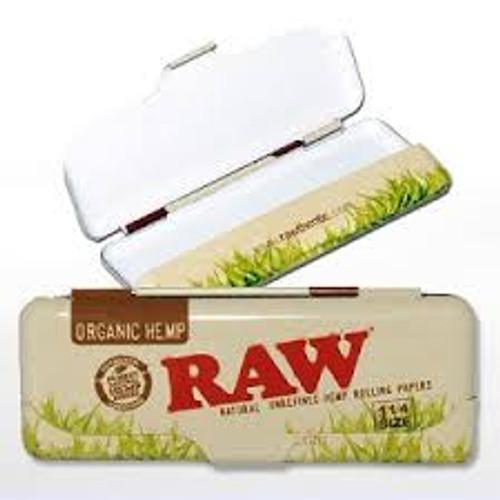 RAW Organic Paper Mini Tin