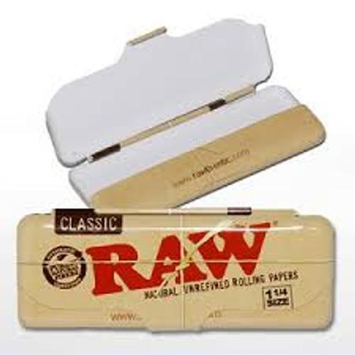 RAW Paper Case Mini Tin 1 1/4