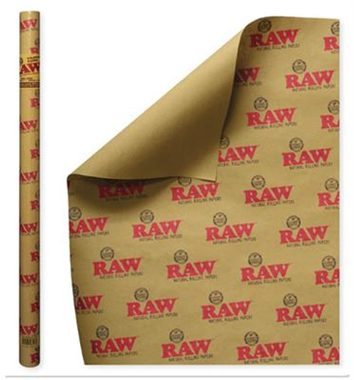 RAW Wrapping Paper