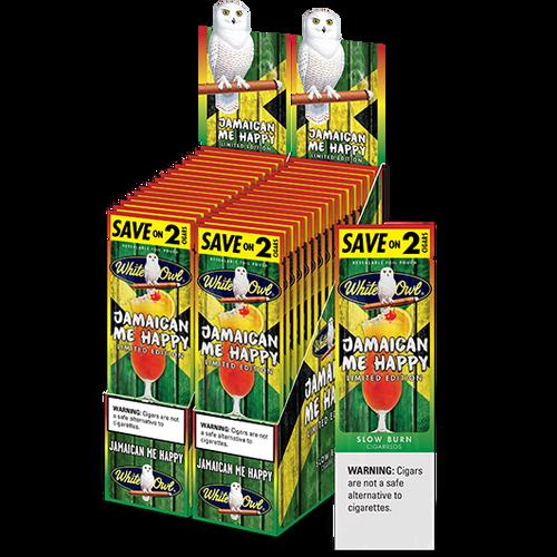 White Owl Cigarillos Jamaican Me Happy 30/2