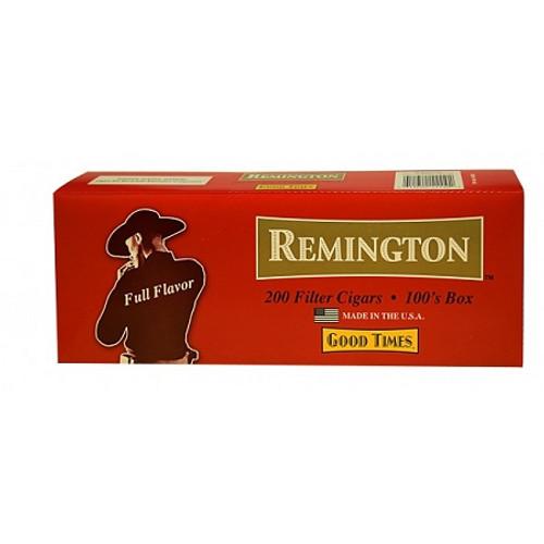 Remington Filtered Cigars Full Flavor