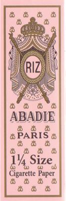 Abadie Cigarette Papers 1 1/4 Box 24Ct