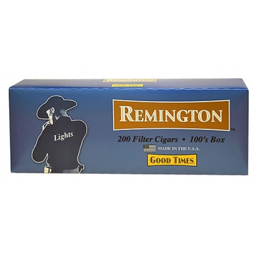 Remington Filtered Cigars Light