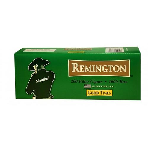 Remington Filtered Cigars Menthol