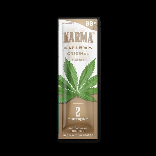 Karma Hemp Wraps Original