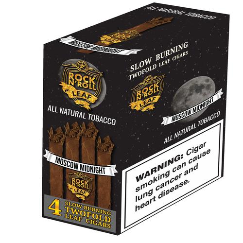 Rock N Roll Leaf Cigars 10 Ct