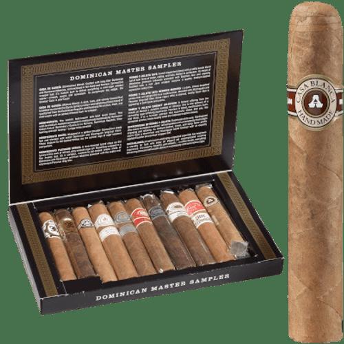 Dominican Master Cigar Sampler 10 Ct. Box