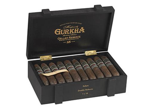 Gurkha Cigars Cellar Reserve Limitada Solara-Dbl Robusto 20 Ct. Box