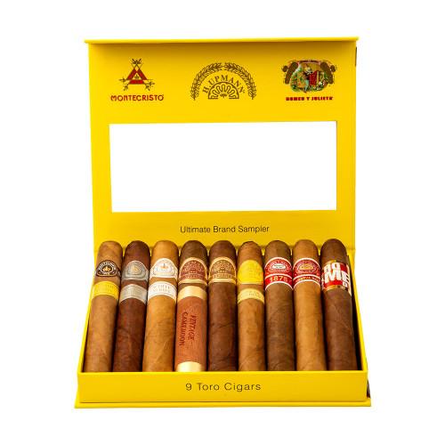 Ultimate Brand Cigar Sampler 9 Ct.Box