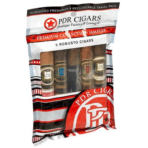 Pinar del Rio Humidified 5 Cigar Sampler