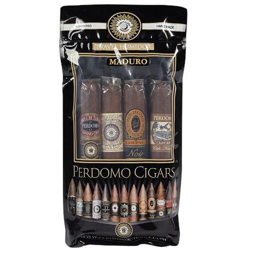 Perdomo Cigars 4 Pack Maduro Humidified Sampler