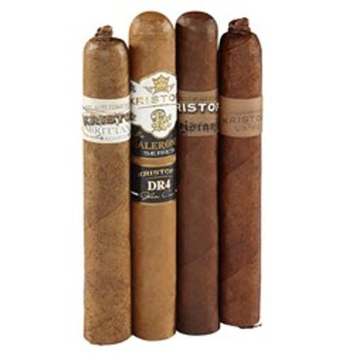 Kristoff Natural Sampler 4 Cigars