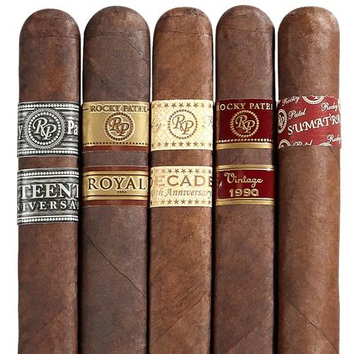 Rocky Patel High End Sampler 5 Cigars