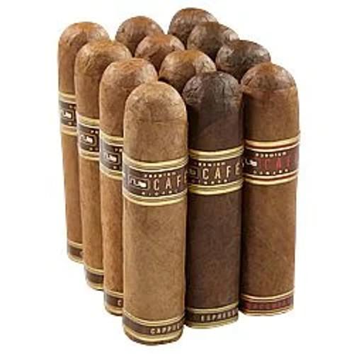 Nub Cafe 12 Cigar Sampler