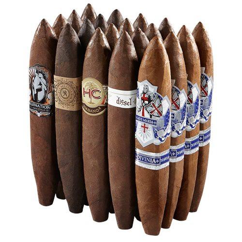 AJ Fernandez Box-Pressed Perfecto Cigar Sampler 20Ct
