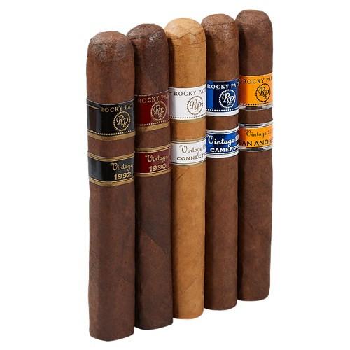 Rocky Patel Vintage Sampler 5 Cigar