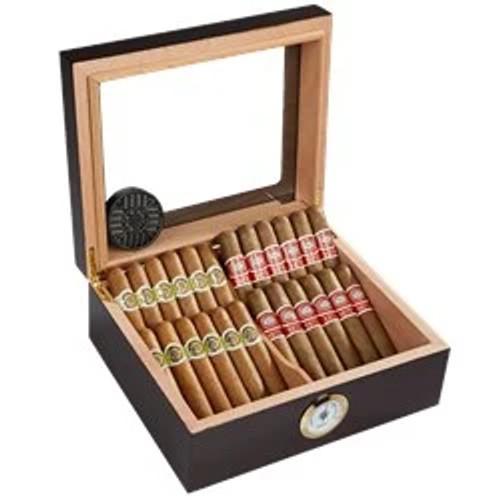 Big Brand Humidor Combo Sampler 24 Cigars