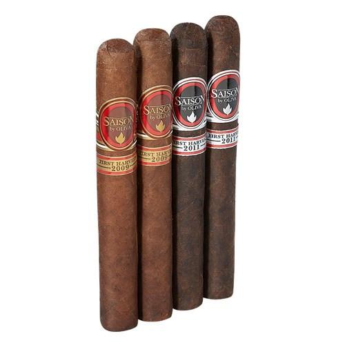 Oliva Saison Sampler 4 Cigars