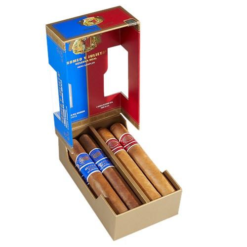 Romeo y Julieta Reserva Real Hero Sampler 8 Cigars