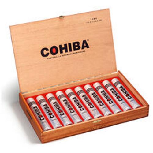 Cohiba Dominican Cigar Toro Tube 10Ct.Box
