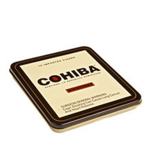 Cohiba Dominican Cigars Pequenos 5/6 Tins