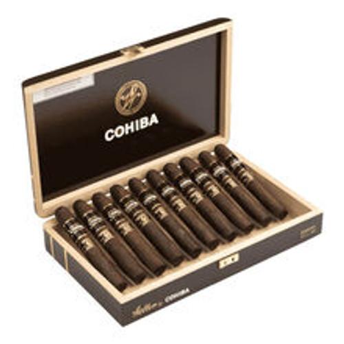 Weller By Cohiba Robusto Cigars 10Ct. Box