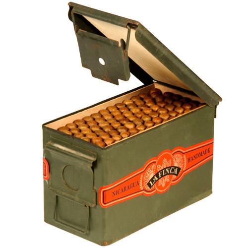 La Finca Ammo Cigars 91Ct. Box
