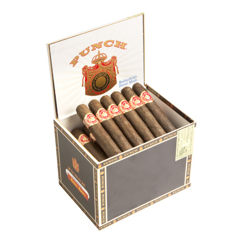 Punch Rothschilld Cigars Robusto Oscuro 50Ct. Box