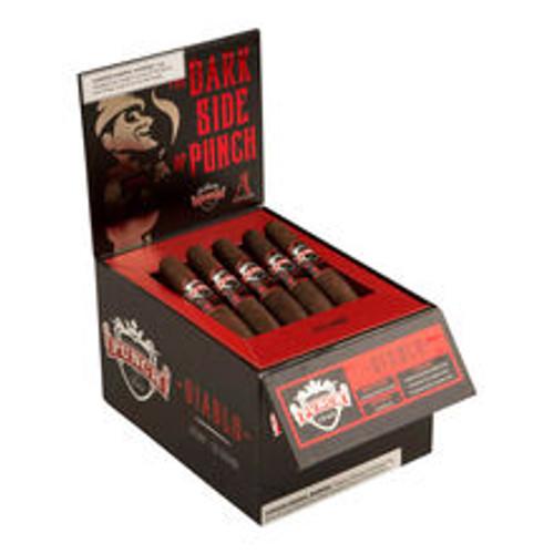 Punch Diablo Stump Cigars 25Ct. Box