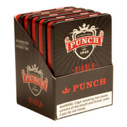 Punch Diablo Diabolitos Cigars Tin 5/6