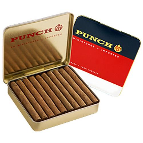 Punch Miniatures Tins Cigars 10/20
