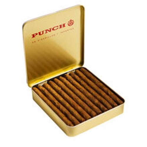 Punch Cigarillo Tins 10 Tins of 20 Cigars