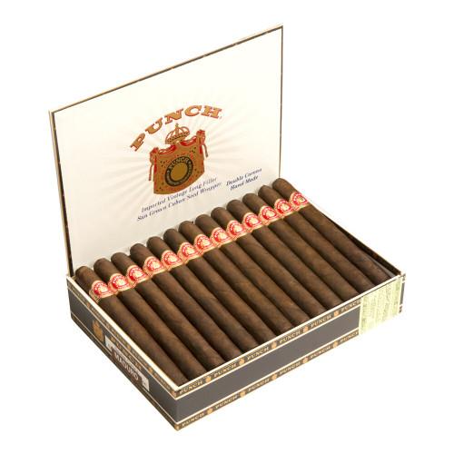 Punch Double Corona Maduro Cigars 25Ct. Box