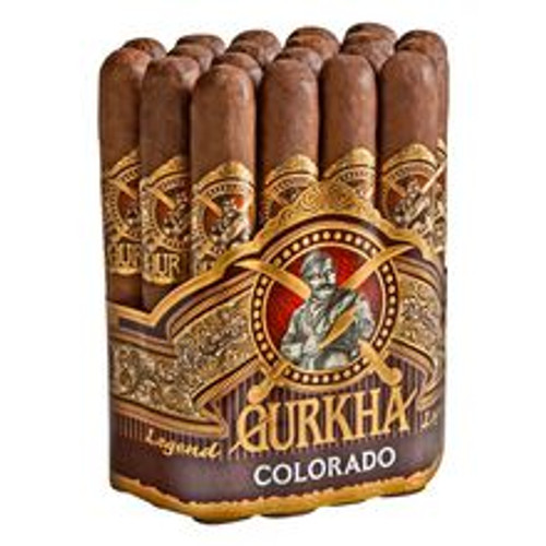Gurkha Colorado Cigars Robusto 20Ct. Bundle