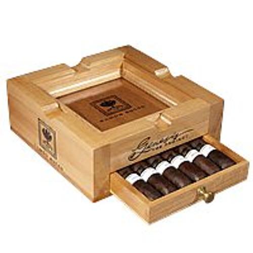 Genesis The Project Ashtray Cigars Sampler 6Ct. Box