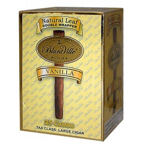 Bluntville Cigars Vanilla